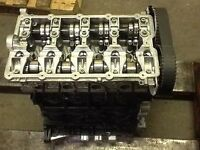 Reconditioned VW transporter 2.0 TDI Diesel engine supplied & fitted