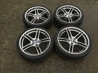 "BMW alloy wheels 313 19"" wanted"