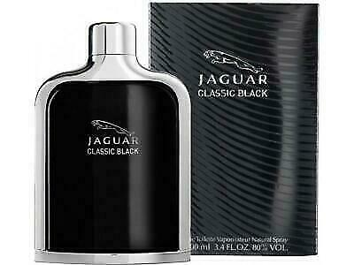 Used, JAGUAR CLASSIC BLACK by Jaguar edt Spray for Men 3.4 oz NEW in BOX for sale  Shipping to Canada
