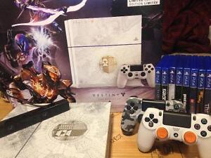Playstation 4 Destiny Limited Edition