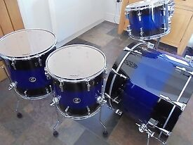Sonor Special Edition Force 3000 maple 24'' shell pack/ cased