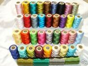 Janome Embroidery Thread