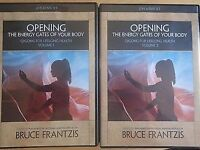 Qigong DVD set. Opening The Energy Gates of Your Body, by Bruce Frantzis