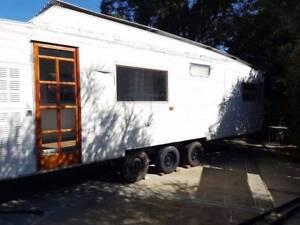 Large Retro VintageCaravan/Sleepout Ridgewood Wanneroo Area Preview