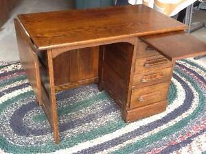 Antique student desk Peterborough Peterborough Area image 2