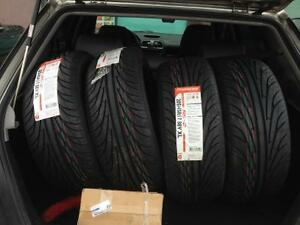 Ns2 Nankang performance tire.. Honda