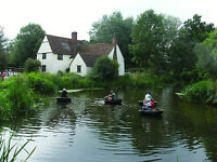 Office Manager at FSC Flatford Mill, East Bergholt, Suffolk.