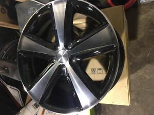 "5x110 18"" rims for Jeep Cherokee. Jeep Renegade. Dodge Dart. Chrysler 200."