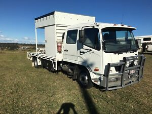 2012 Mitsubishi Fuso Other Other Marburg Ipswich City Preview