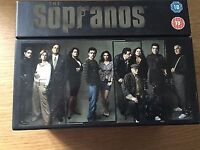 The Sopranos - Series 1-6 Complete 28-Disc DVD Box Set