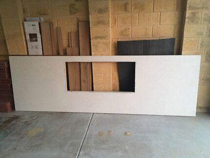 Kitchen laminate benchtop