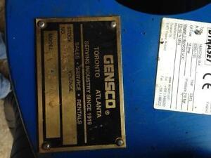 2015 GENSCO-DYNASET Hydraulic Magnet - HMAG 700 Regina Regina Area image 3