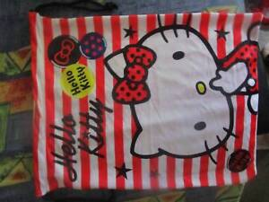***VERY RARE*** Hello Kitty Library/Swim Bag ***BRAND NEW*** Campbell North Canberra Preview
