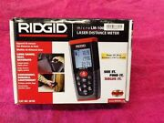 RIDGID TOOLS LASER DISTANCE METER MEASURER LM400 Oxley Tuggeranong Preview
