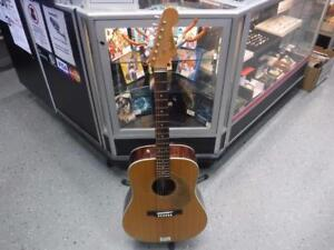 Fender Sonoran Nat Acoustic Guitar. We Sell Used Guitars. 114948