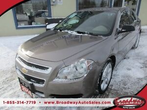 2010 Chevrolet Malibu 'GREAT KM'S' FUEL EFFICIENT LS MODEL 5 PAS
