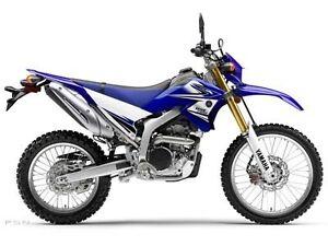 2011 Yamaha WR250R