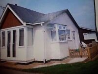 """Beachy Hollow"" 2 bedroomed Chalet on Bridlington South Shore Holiday Village. Sleeps 6"