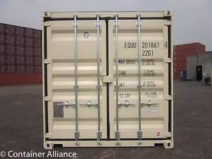 New 20' GP Containers landed in Blanchtown for just 3180 ex GST Blanchetown Mid Murray Preview