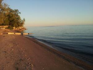 Beautiful Property on Lake Erie with Private Sandy Beach