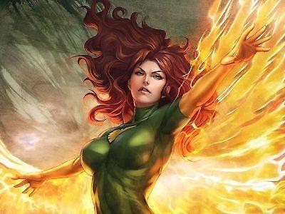 Jean Grey wird zum Phoenix