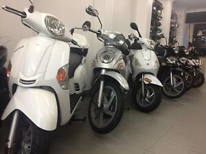 Kymco Scooters Redfern Inner Sydney Preview