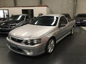 2007 Ford Falcon XR6 UTE  MY08  RENT TO OWN CREDIT PROBLEMS OK Arundel Gold Coast City Preview