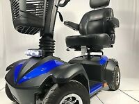 Drive Envoy 8+ PLUS 4-8mph Mobility Scooter with Suspension, V5 & Warranty