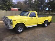 1985 Ford F100 Golden Square Bendigo City Preview
