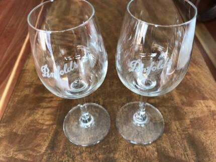 Penfold's dessert wine glasses - set of 2 - perfect gift