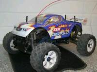 Nitro RC Car + Spares bits