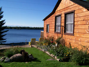 GREAT LAKE FRONT COTTAGES