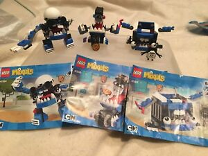 Lego mixers busts 41555, muffs 41554, tiketz 41556 Glenelg North Holdfast Bay Preview