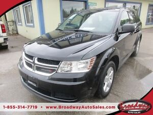 2016 Dodge Journey POWER EQUIPPED SE MODEL 5 PASSENGER 2.4L - DO