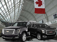 Best Online Limo Taxi Services In Canada
