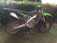 kxf 250 2012 KXF250