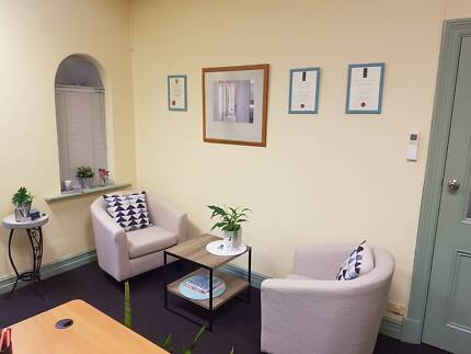Practitioner Consult Room for Rent in West Perth Office