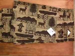 Canada North Place Mat And Table Runner