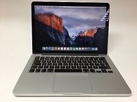Macbook Pro Retina 13-inch Immaculate!