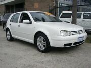 2003 Volkswagen Golf 1.6 Generation White 4 Speed Automatic Hatchback Wangara Wanneroo Area Preview