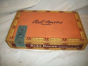 Wanted: vintage Sealed cigar boxes (before 1980)