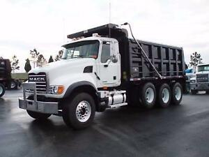 Dump Truck Financing- New or Used - Good or Bad Credit - New Owner/Operators and New Start-Ups Welcome