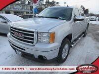 2012 GMC Sierra 1500 LOADED SLE EDITION 5 PASSENGER 4X4.. CREW..