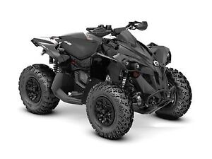 2019 Can-Am Renegade X xc 1000R Timeless Black