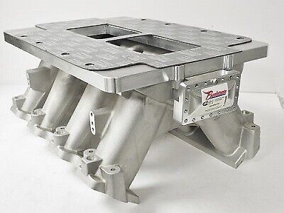 Holley Hi Ram Blower LS1-2   Cath.  port  Adapter 6-71 to 14-71  w pop off kit