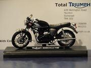 Triumph Bonneville Model
