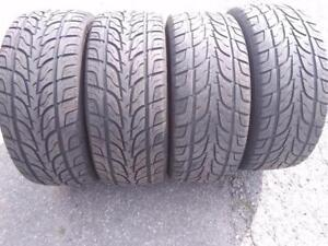 P275/45R20X4 SAILUN ATREZO 110V USED ALMOST BRAND NEW FOR SALE