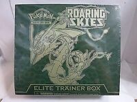 Pokemon Roaring Skies Elite Trainer Box Rare
