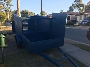 Gardeners mower trailer brand new Moorooka Brisbane South West Preview