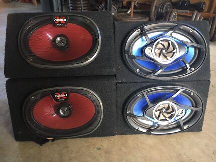 Speakers 6x9